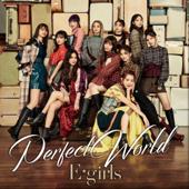 Perfect World/E-girlsジャケット画像