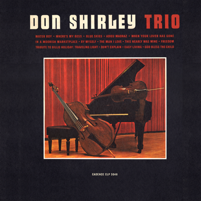 The Lonesome Road (Bonus Track) - Don Shirley song