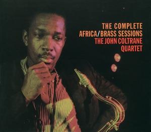 John Coltrane Quartet & Eric Dolphy - Africa