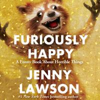 Jenny Lawson - Furiously Happy artwork