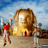 Travis Scott - ASTROWORLD artwork