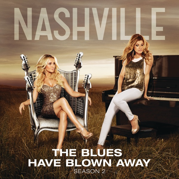 The Blues Have Blown Away (feat. Connie Britton & Lennon & Maisy) - Single