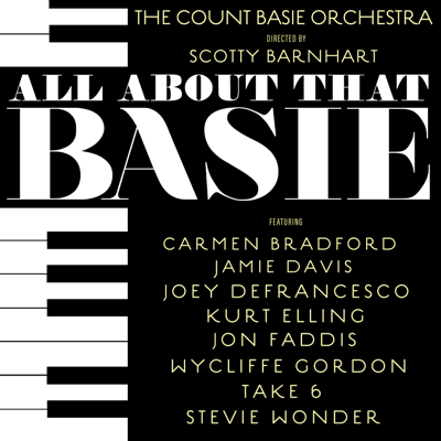 My Cherie Amour (feat. Stevie Wonder) - The Count Basie Orchestra song