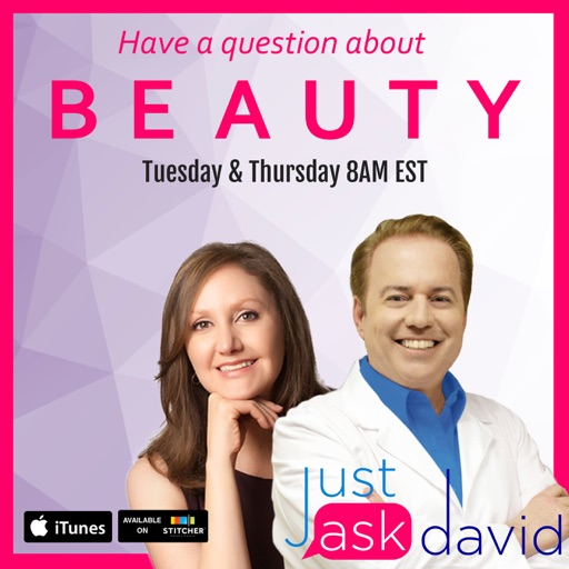 Cover image of Just Ask David