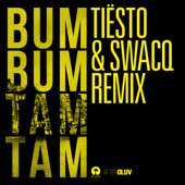 Bum Bum Tam Tam (Tiësto & SWACQ Remix) - Mc Fioti, J Balvin & Future