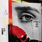 Better Alone Lykke Li - Lykke Li