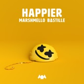 Marshmello, Bastille - Happier