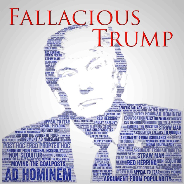 Fallacious Trump By Jim Cliff Mark Levermore On Apple Podcasts