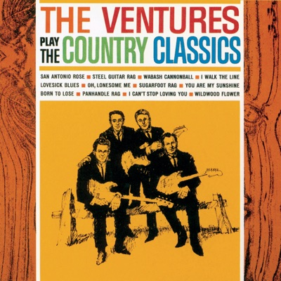 The Ventures Play the Country Classics - The Ventures