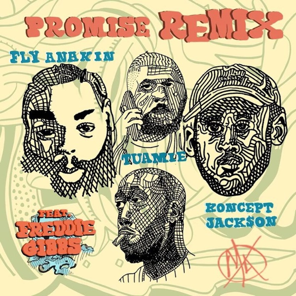 Promise (Remix) [feat. Freddie Gibbs] - Single