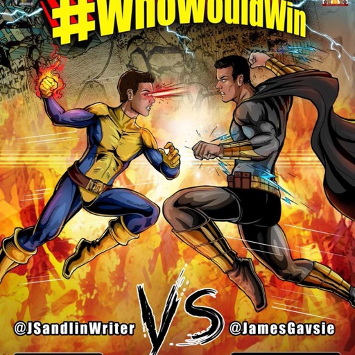 Cover image of #WhoWouldWin