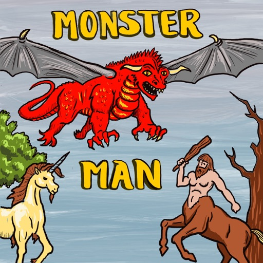 Cover image of Monster Man