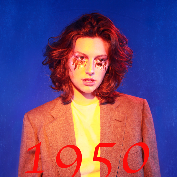 1950 by king princess album art