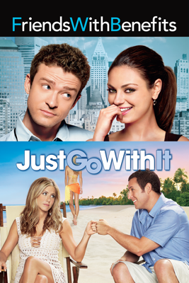 Just Go With It / Friends With Benefits HD Download