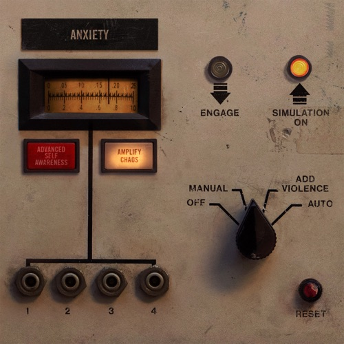 Nine Inch Nails - Add Violence - EP