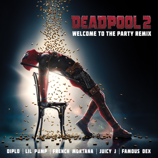 Diplo – Welcome to the Party (feat. Lil Pump, Juicy J, Famous Dex & French Montana) [Remix] m4a