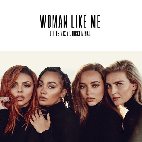 Cover art for Woman Like Me