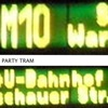 M10 Party Tram