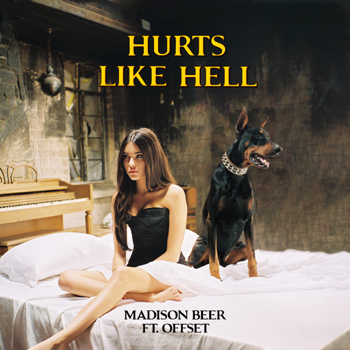 Madison Beer Hurts Like Hell (feat. Offset) music review