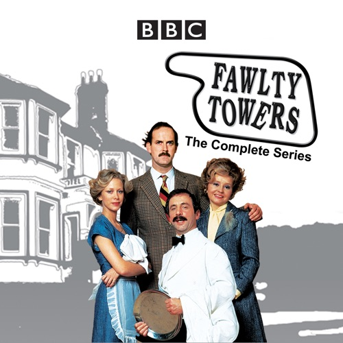 Fawlty Towers, The Complete Series image