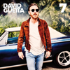David Guetta - Blame It on Love (feat. Madison Beer) artwork