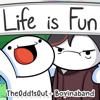 Boyinaband - Life Is Fun (feat. TheOdd1sOut) [Acappella] artwork