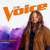 Chris Kroeze - Human (The Voice Performance)