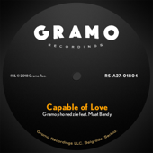 Capable of Love (Radio Edit) [feat. Maat Bandy]