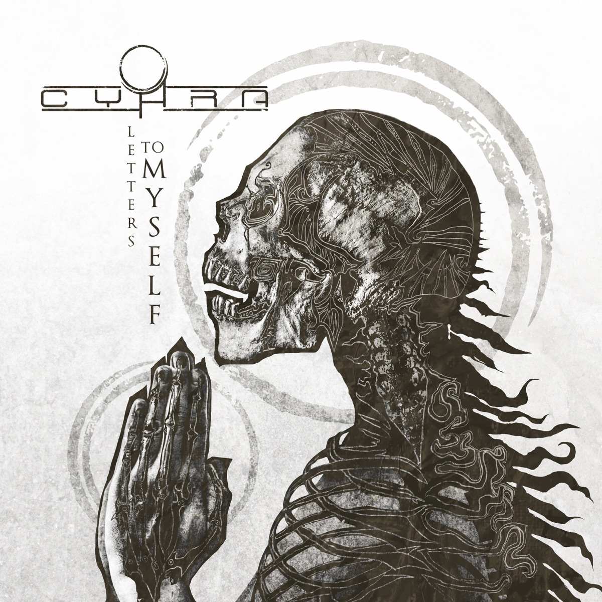 Letters to Myself Cyhra CD cover