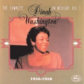 Dinah Washington - Bad Luck