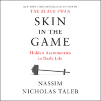 Skin in the Game: Hidden Asymmetries in Daily Life (Unabridged) Audio Book