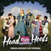 Head Over Heels (Original Broadway Cast Recording)-Original Broadway Cast of Head Over Heels