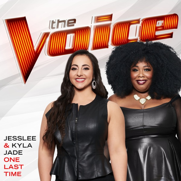 One Last Time (The Voice Performance) - Single