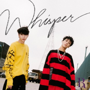 2nd Mini Album Whisper – EP – VIXX LR
