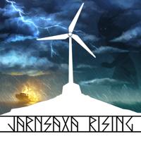 Jarnsaxa Rising podcast