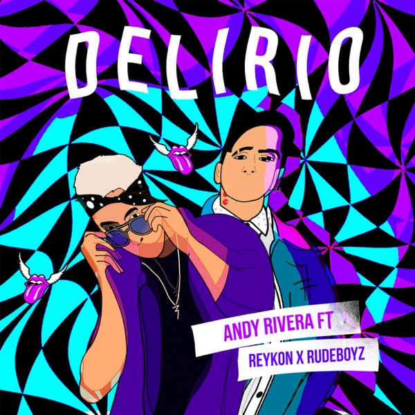 Delirio (feat. Reykon & The Rudeboyz) - Single