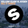 Yellow Claw - Till It Hurts (feat. Ayden) artwork