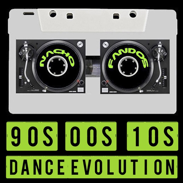 Dance Evolution by Nacho Fandos