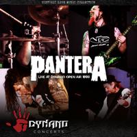 Pantera - Live At Dynamo Open Air 1998 artwork