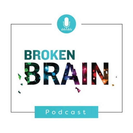 Cover image of Broken Brain