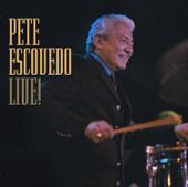 Pete Escovedo Live!