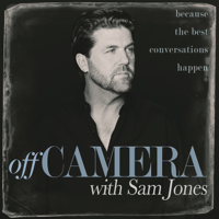 Podcast cover art of Off Camera with Sam Jones