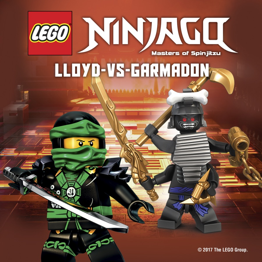 Lego ninjago lloyd vs garmadon wiki synopsis reviews movies rankings - Ninjago vs ninjago ...
