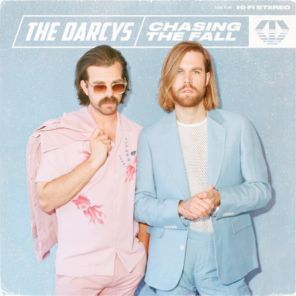 Darcys - Chasing The Fall