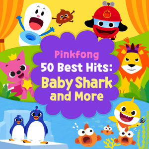Pinkfong - Pinkfong 50 Best Hits: Baby Shark and More