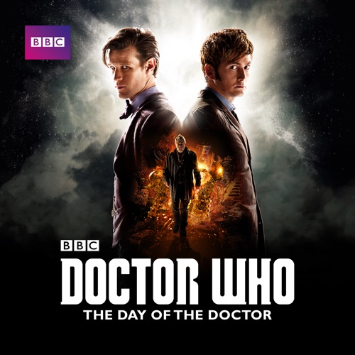 Doctor Who, Special: The Day of the Doctor (2013) poster