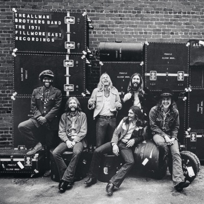 The 1971 Fillmore East Recordings (Super Deluxe Edition) - The Allman Brothers Band