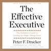 Peter F. Drucker - The Effective Executive artwork