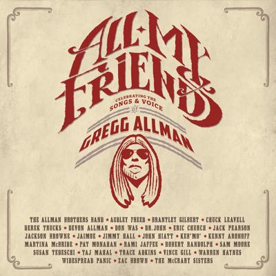 Midnight Rider - Vince Gill, Gregg Allman & Zac Brown song