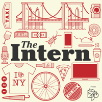 Podcast cover art for The Intern